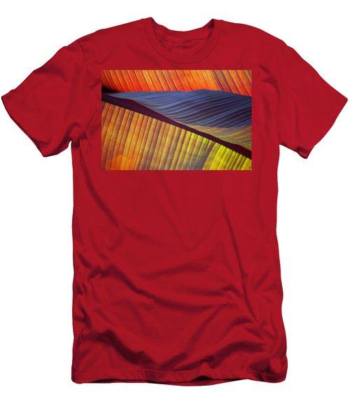 Banana Leaf 8613 Men's T-Shirt (Athletic Fit)