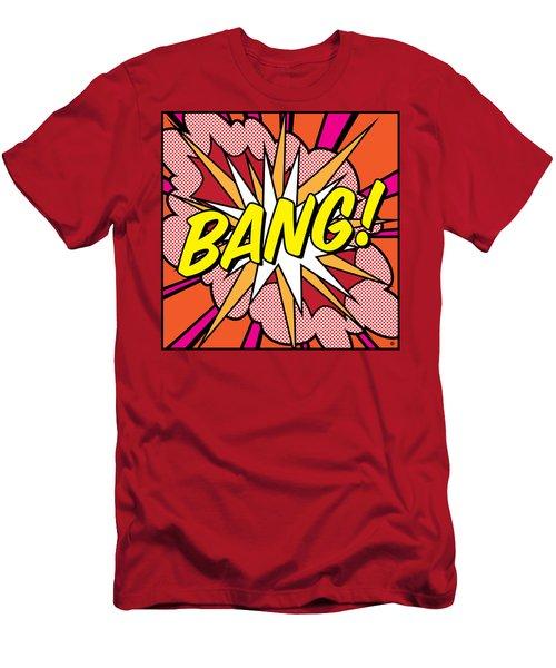 Bang Men's T-Shirt (Athletic Fit)