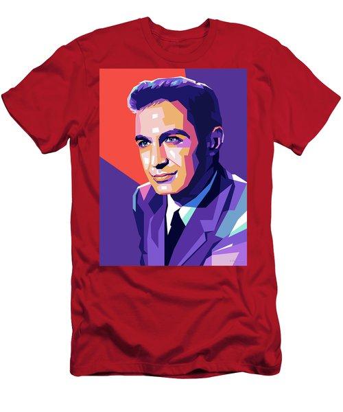 Ben Gazarra Pop Art Men's T-Shirt (Athletic Fit)