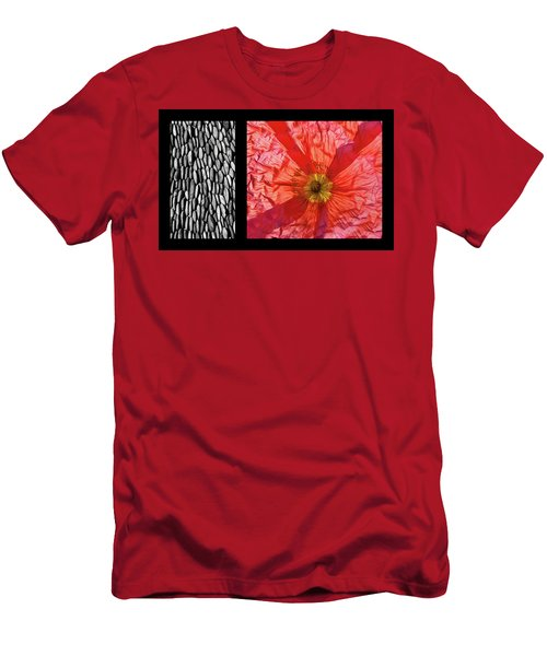 Men's T-Shirt (Athletic Fit) featuring the photograph Bento Box 1 by Mark Shoolery