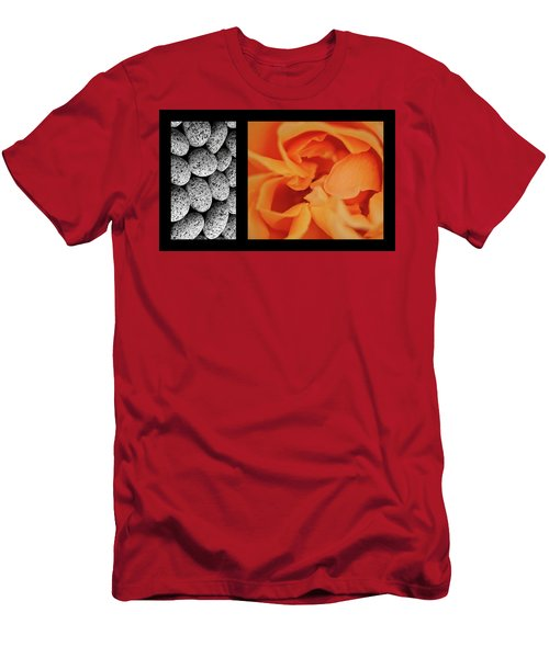 Men's T-Shirt (Athletic Fit) featuring the photograph Bento Box 4 by Mark Shoolery