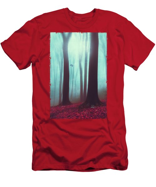 Between - Mystical Forest Men's T-Shirt (Athletic Fit)