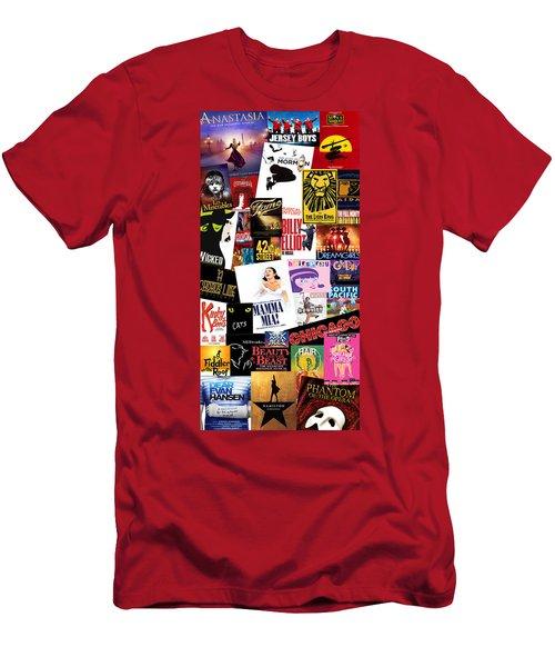 Broadway 22 Men's T-Shirt (Athletic Fit)