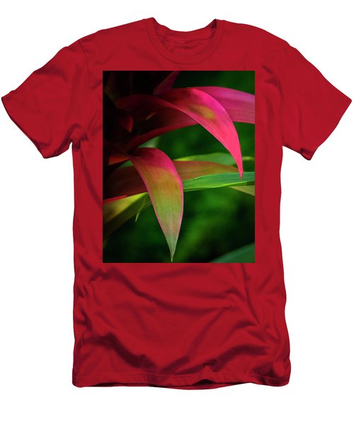 Bromelia Men's T-Shirt (Athletic Fit)
