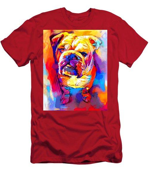 Bulldog 4 Men's T-Shirt (Athletic Fit)