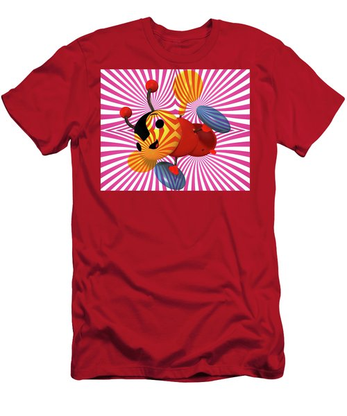 Buzzie Bee Icon Men's T-Shirt (Athletic Fit)