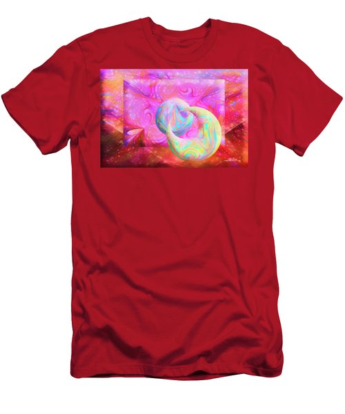 Candy Universe Men's T-Shirt (Athletic Fit)