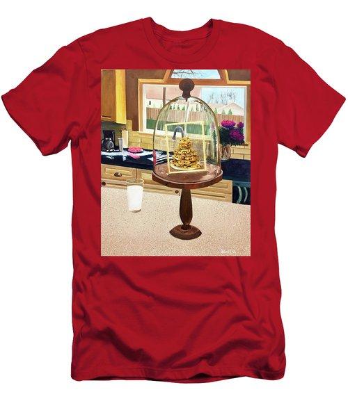 Ce Ne Sont Pas Du Lait Et Des Biscuits Men's T-Shirt (Athletic Fit)