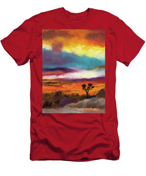 Cindy Beuoy - Arizona Sunset Men's T-Shirt (Athletic Fit)