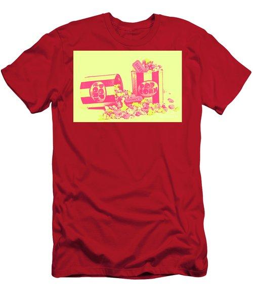 Cine Design Men's T-Shirt (Athletic Fit)
