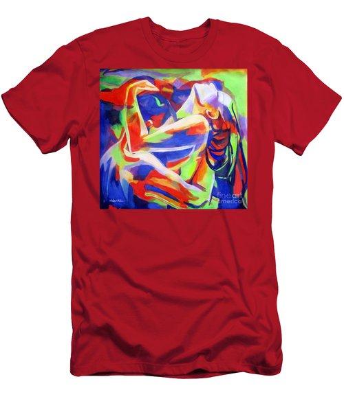 Closeness Men's T-Shirt (Athletic Fit)