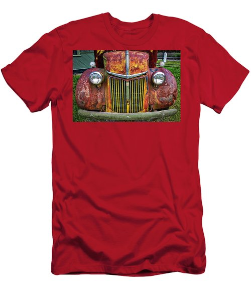 Colorful Ford Men's T-Shirt (Athletic Fit)