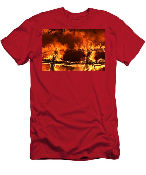 Consumed Men's T-Shirt (Athletic Fit)