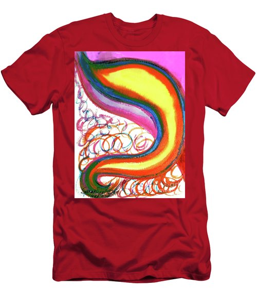 Cosmic Caf Ca4 Men's T-Shirt (Athletic Fit)