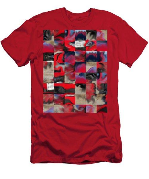Coupe Rouge Men's T-Shirt (Athletic Fit)