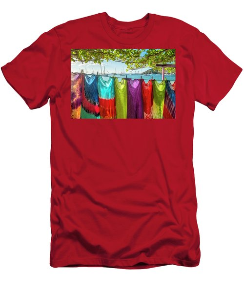 Coverup Men's T-Shirt (Athletic Fit)