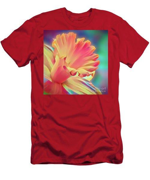 Daffy Daffodil 1 Men's T-Shirt (Athletic Fit)