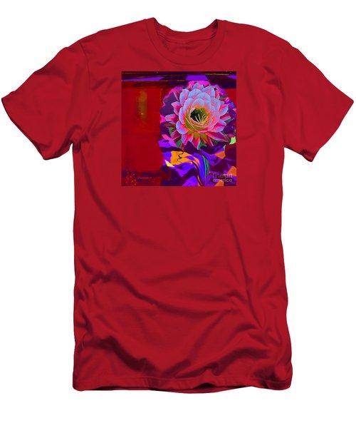 Dazzle My Cactus Men's T-Shirt (Athletic Fit)