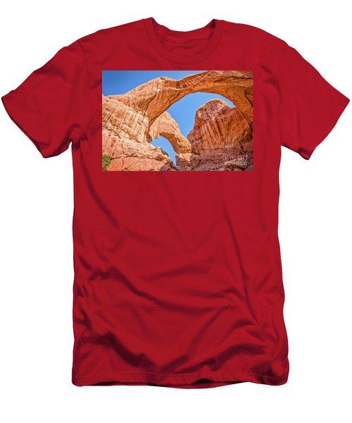 Double Arch Men's T-Shirt (Athletic Fit)