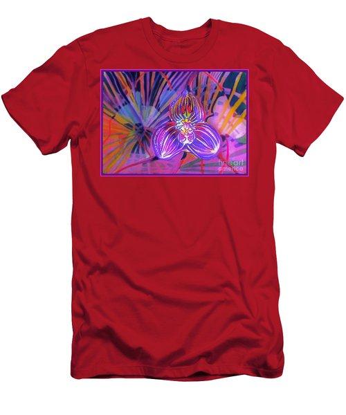 Draculas Orchid Men's T-Shirt (Athletic Fit)