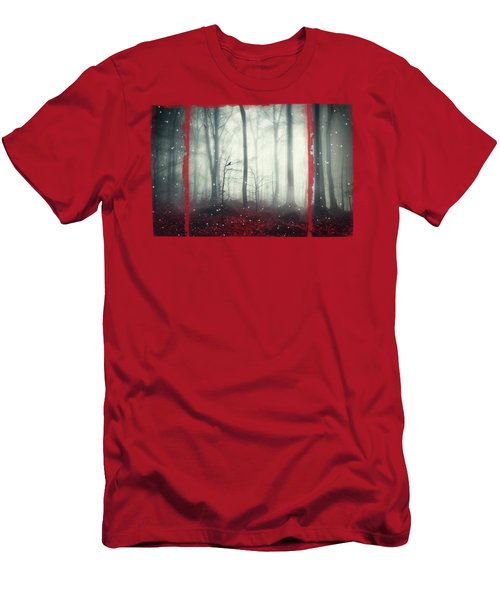 Dreaming Woodland Men's T-Shirt (Athletic Fit)