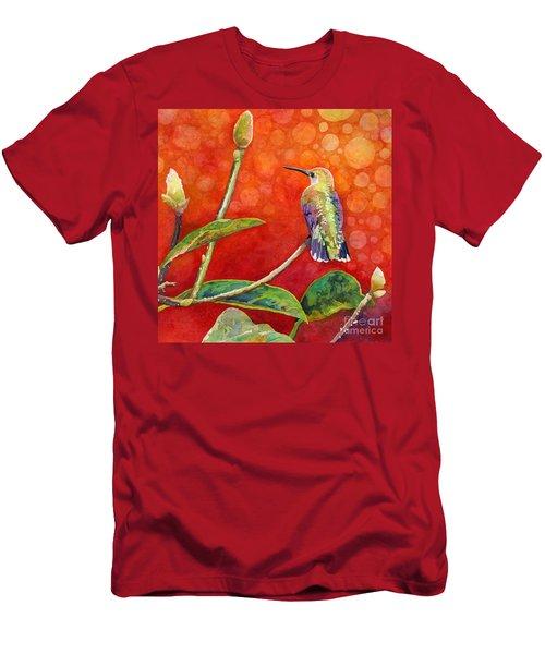 Dreamy Hummer Men's T-Shirt (Athletic Fit)