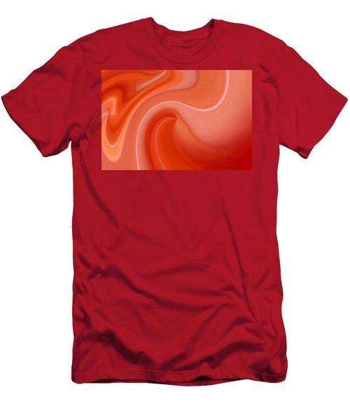 Dreamy Waves Men's T-Shirt (Athletic Fit)