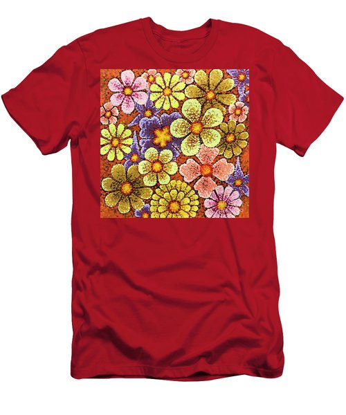 Efflorescent 6 Men's T-Shirt (Athletic Fit)