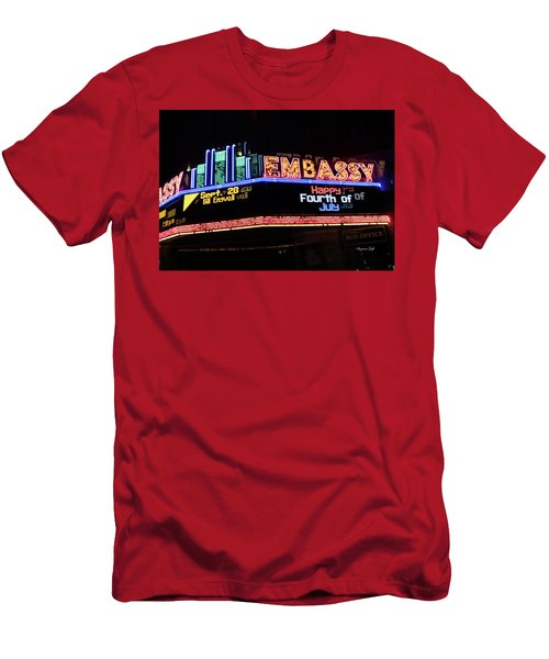 Embassy Marquee Men's T-Shirt (Athletic Fit)