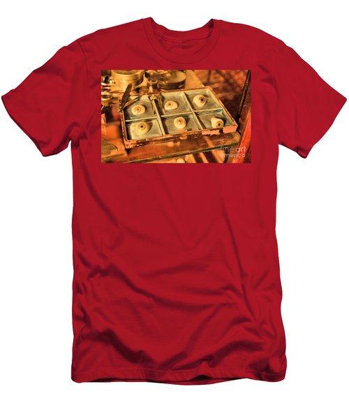 Eyeball Selection  Men's T-Shirt (Athletic Fit)
