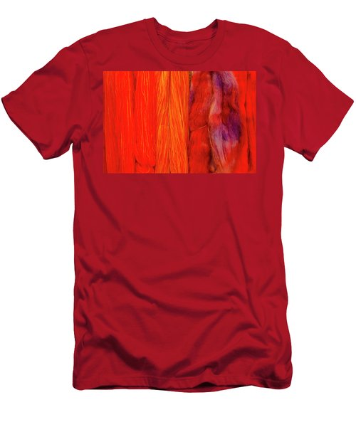 Fall Fibers 3 Men's T-Shirt (Athletic Fit)