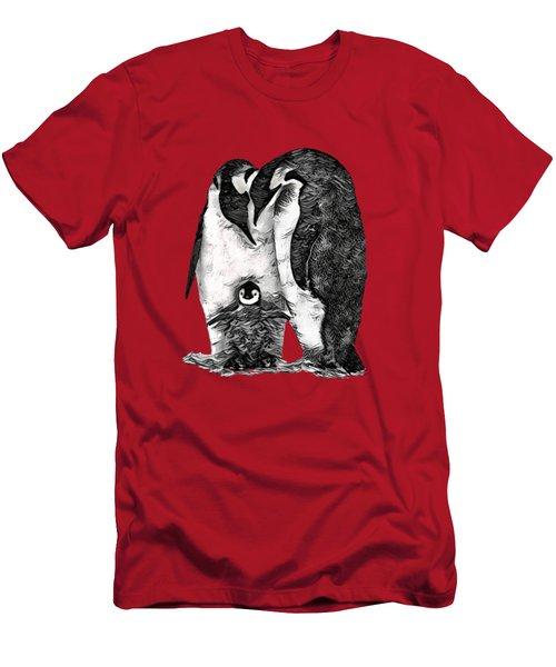 Family Love Men's T-Shirt (Athletic Fit)