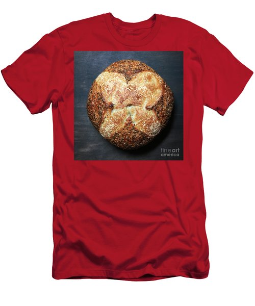 Flax Seed Sourdough 1 Men's T-Shirt (Athletic Fit)