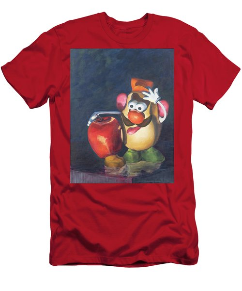 Forbidden Fruit Men's T-Shirt (Athletic Fit)