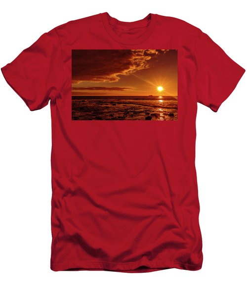 Friday Sunset Men's T-Shirt (Athletic Fit)