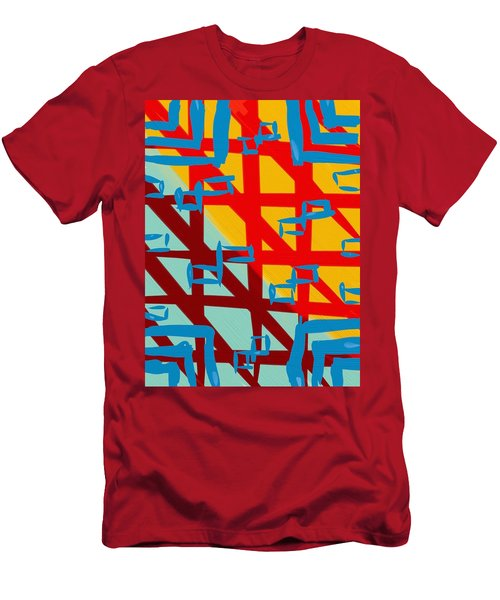 Gilipollez Number One Men's T-Shirt (Athletic Fit)
