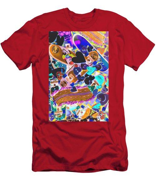 Graphic Decksign Men's T-Shirt (Athletic Fit)