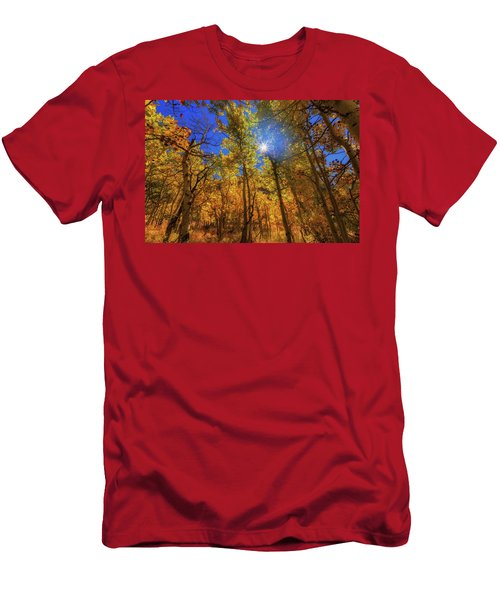 Happy Fall Men's T-Shirt (Athletic Fit)