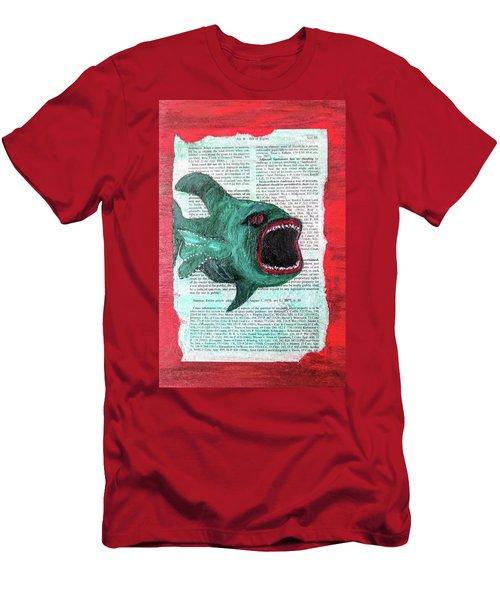 Horror  Men's T-Shirt (Athletic Fit)