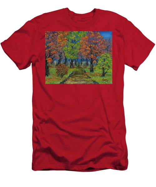 In The Fall Men's T-Shirt (Athletic Fit)