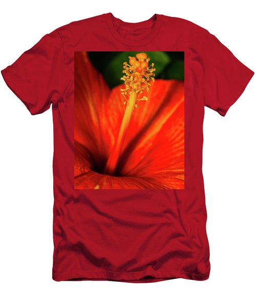 Into A Flower Men's T-Shirt (Athletic Fit)