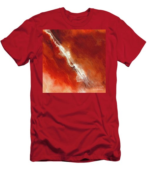 John 5 24. Passed From Death To Life Men's T-Shirt (Athletic Fit)