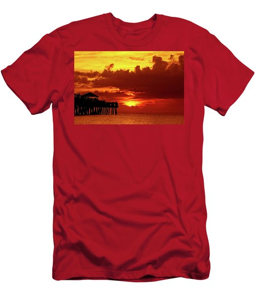 Juno Pier 1 Men's T-Shirt (Athletic Fit)