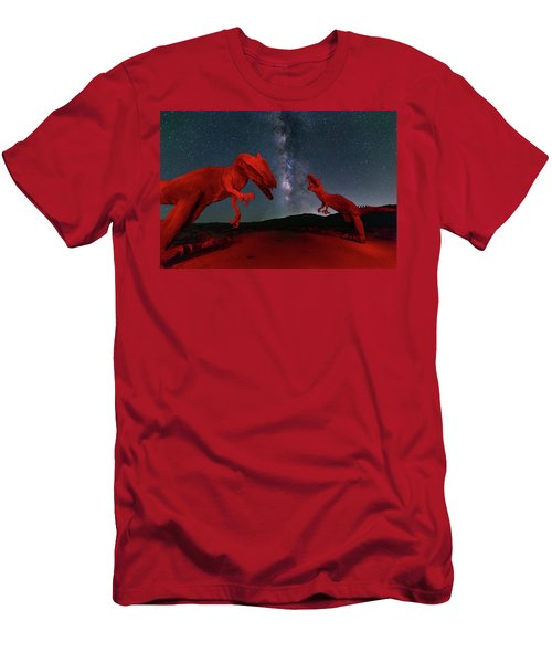 Jurassic Men's T-Shirt (Athletic Fit)