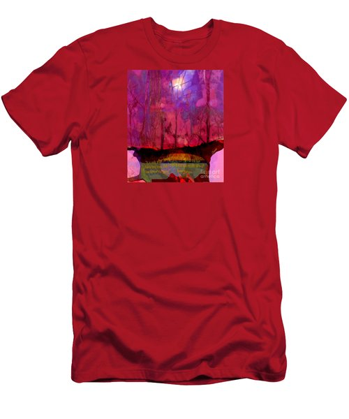 Light Of Spirit Matisse Men's T-Shirt (Athletic Fit)