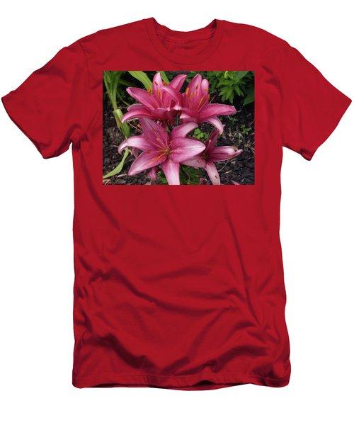 Lilixplosion 4 Men's T-Shirt (Athletic Fit)