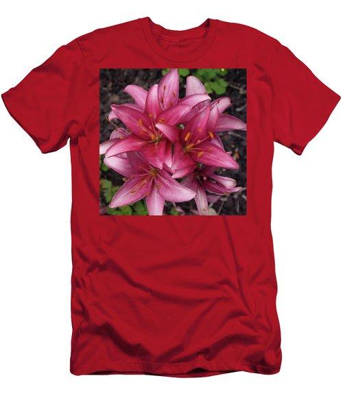 Lilixplosion 6 Men's T-Shirt (Athletic Fit)