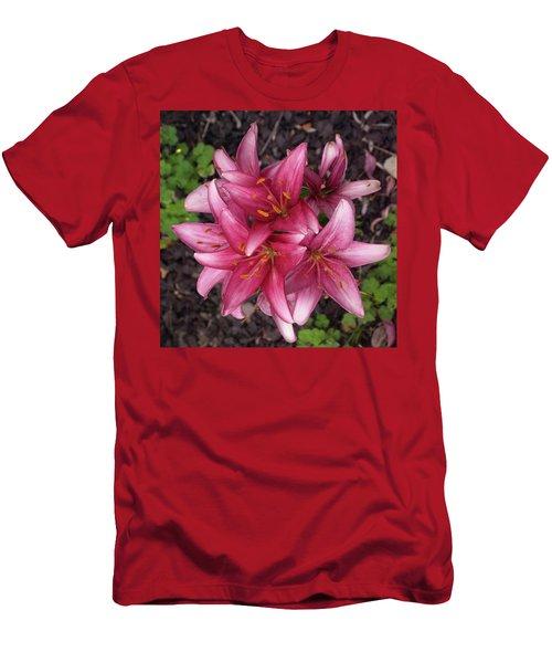 Lilixplosion 7 Men's T-Shirt (Athletic Fit)