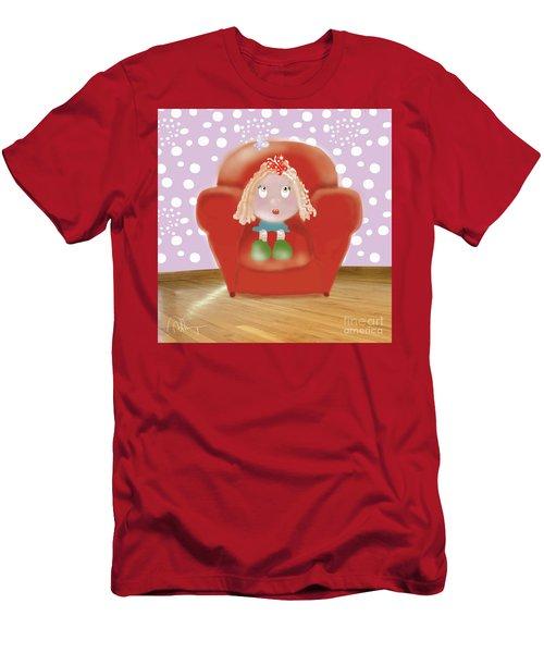 Little Ms Men's T-Shirt (Athletic Fit)