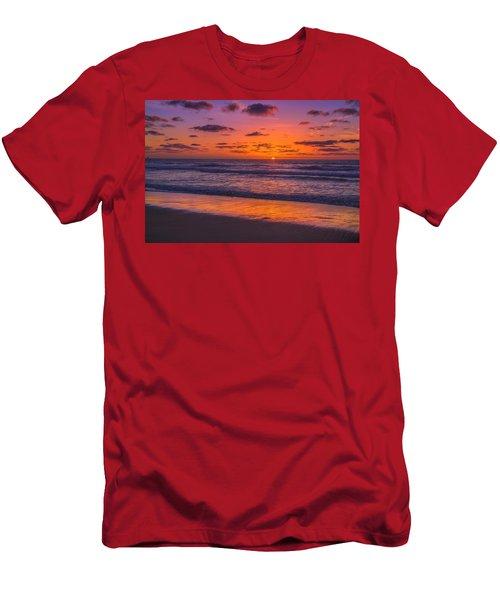 Magical Sunset Men's T-Shirt (Athletic Fit)